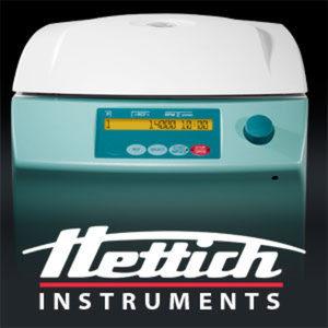 Hettich centrifuge
