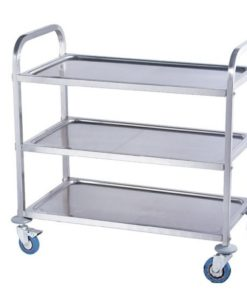 Laboratory Stainless Steel Trolley