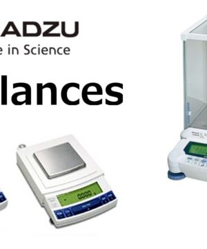 Shimadzu Balances