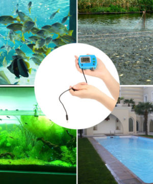 Aquarium pH meter